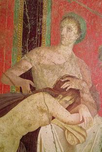 Woman Comforting the Initiate von Roman