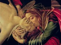 The Lamentation of Christ, c.1490 von Sandro Botticelli