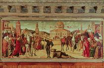 The Triumph of St. George, 1501-7 by Vittore Carpaccio