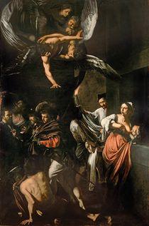 The Seven Works of Mercy, 1607 by Michelangelo Merisi da Caravaggio