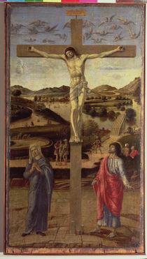 The Crucifixion, c.1455 von Giovanni Bellini