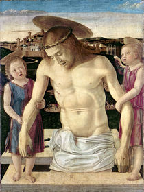 Pieta, c.1499 von Giovanni Bellini