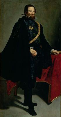 Don Gaspar de Guzman Count-Duke de Olivares von Diego Rodriguez de Silva y Velazquez