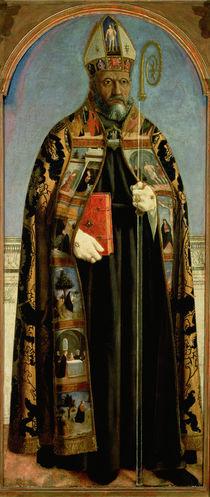 St. Augustine by Piero della Francesca