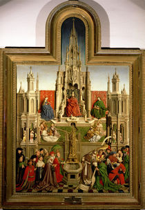 The Fountain of Life von Jan van Eyck