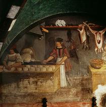 The Pie Maker von Italian School