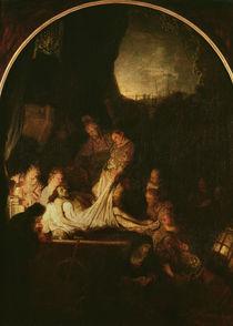 The Entombment, c.1639 von Rembrandt Harmenszoon van Rijn