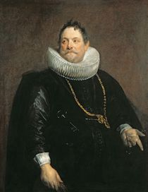 Jan van Monfort von Anthony van Dyck