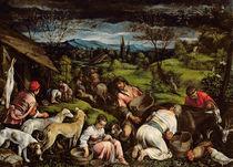 Spring, 1576 von Francesco Bassano