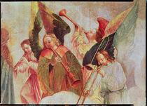 Four angels playing instruments von Taborda Vlame Frey Carlos