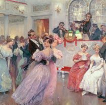 Strauss and Lanner - The Ball by Charles Wilda