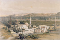 Cairo from the Gate of Citizenib by David Roberts