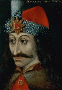 Vlad the Impaler by German School