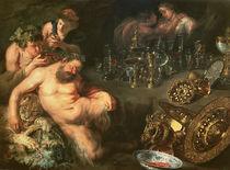 Bacchanal von Peter Paul Rubens