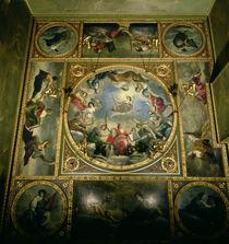 Arts and Sciences, 1636 by Orazio Gentileschi