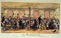 The Ragged School, West Street by George Cruikshank