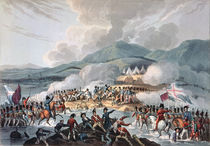 Battle of the Bidassoa, 9th October by William Heath