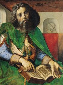 Portrait of Plato c.1475 von Joos van Gent