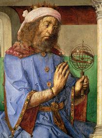 Portrait of Ptolemy, c.1475 by Joos van Gent