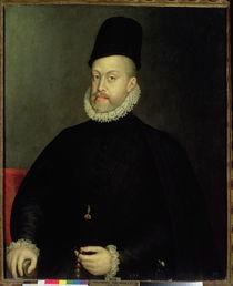 Philip II of Spain 1565 by Sofonisba Anguissola