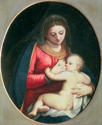 Madonna and Child, 1598 by Sofonisba Anguissola