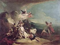 The Rape of Europa, 1720-21 by Giovanni Battista Tiepolo
