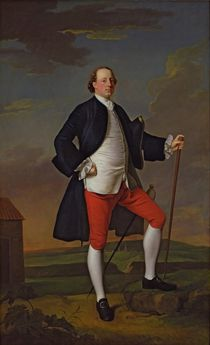 John Manners, Marquess of Granby by Allan Ramsay