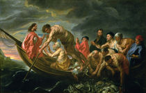 The Miraculous Draught of Fishes by Jacob Jordaens