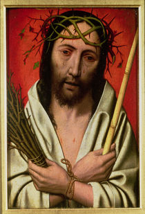 Christ Crowned with Thorns by Jan Mostaert