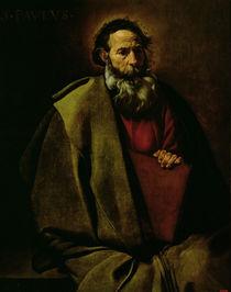 St. Paul, c.1619 von Diego Rodriguez de Silva y Velazquez
