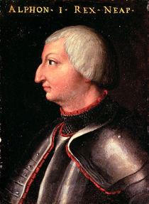 Alfonso V the 'Magnanimous' von Neapolitan School