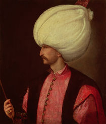 Suleiman II by Italian School