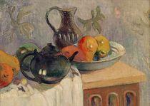 Teiera, Brocca e Frutta, 1899