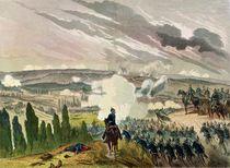 The Battle of Sedan, 1st September 1870 by German School