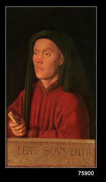 Portrait of a Young Man, 1432 von Jan van Eyck