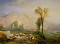 The Bright Stone of Honour and the Tomb of Marceau von Joseph Mallord William Turner