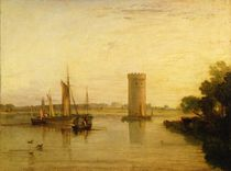 Tabley, the Seat of Sir J.F. Leicester by Joseph Mallord William Turner