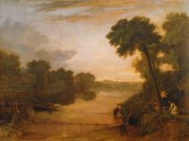 The Thames near Windsor, c.1807 by Joseph Mallord William Turner