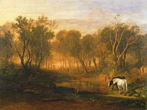 The Forest of Bere, c.1808 by Joseph Mallord William Turner