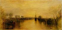 Chichester Canal, c.1829 von Joseph Mallord William Turner