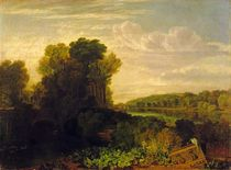 The Thames at Weybridge, c.1807-10 by Joseph Mallord William Turner