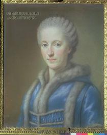 Countess Maria Josepha von Harrach by French School