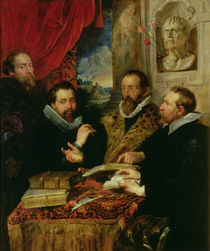 The Four Philosophers, c.1611-12 by Peter Paul Rubens