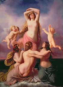 The Birth of Venus, 1846 by Eduard Steinbruck