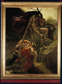 The Flood, 1806 by Anne Louis Girodet de Roucy-Trioson