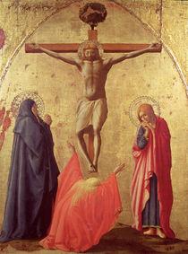 Crucifixion, 1426 von Tommaso Masaccio