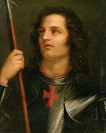 A Crusader Knight, 1793 von Antonio Canova