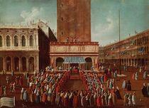 Public Lottery at the Loggetta by Gabriele Bella