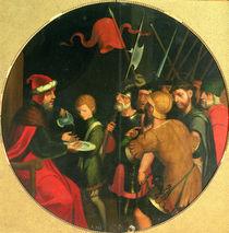 Pontius Pilate washing his Hands von Juan Correa de Vivar