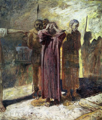 Golgotha, 1892-93 von Nikolai Nikolaevich Ge